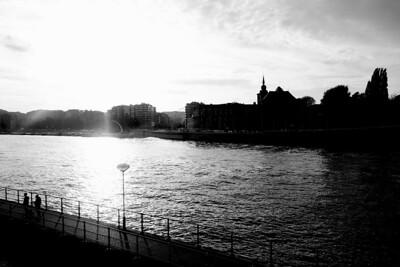 La Meuse @Liège