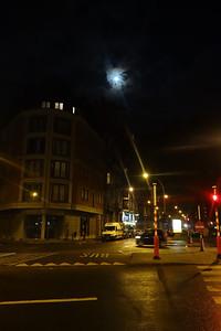 Liège by night