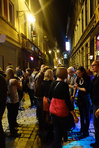 Friday night @Liège