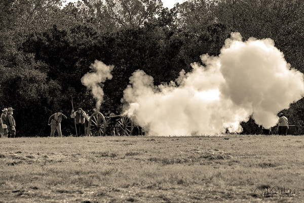 Liendo Plantation Civil War Weekend 2017 & 2018