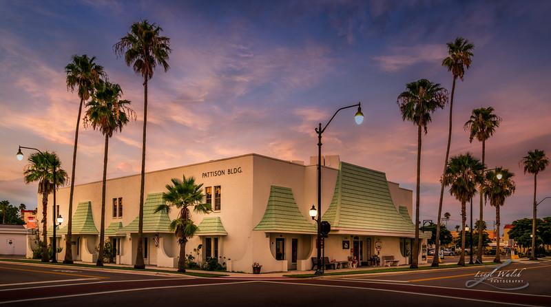 Pattison Building, Venice, Florida