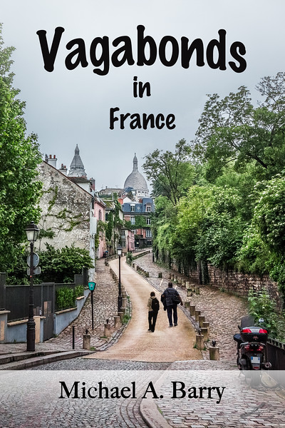 Vagabonds in France Book Cover