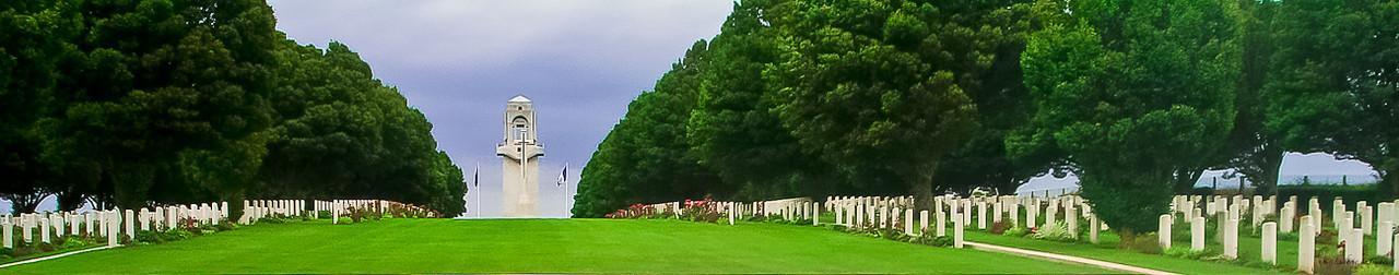 Mémorial Australien 1ère guerre mondiale - Villers Bretonneux - Somme - France