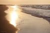 La plage au crépuscule (2)