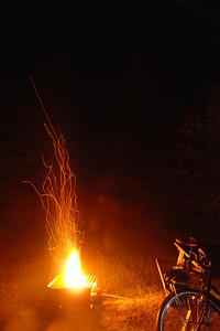 Camping Petit-Large, parc national de Kouchibouguac.