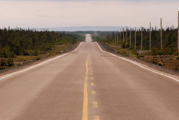 Highway 430 - Newfoundland