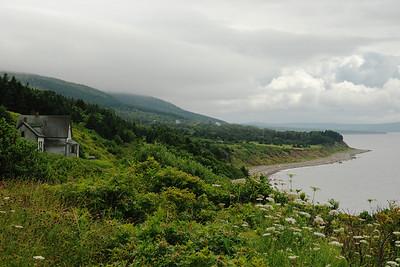 Ceilidh trail - Cape Breton, Nova Scotia
