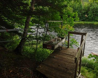 """Sentier """"Trous de Saumons"""", Parc national des Hautes-Terres-du-Cap-Breton, Nouvelle-Écosse"""