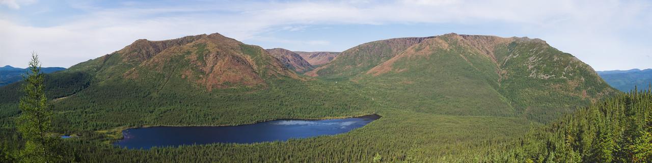 Mont Albert - Parc de la Gaspésie