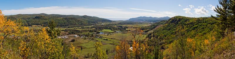 Sentier des Florent, Baie-St-Paul, Charlevoix