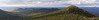 Mont Notre-dame & montagnes de Franceville
