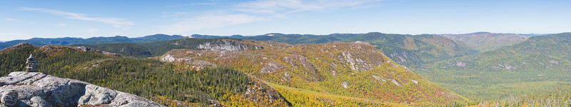 Sommet du mont Perdrix