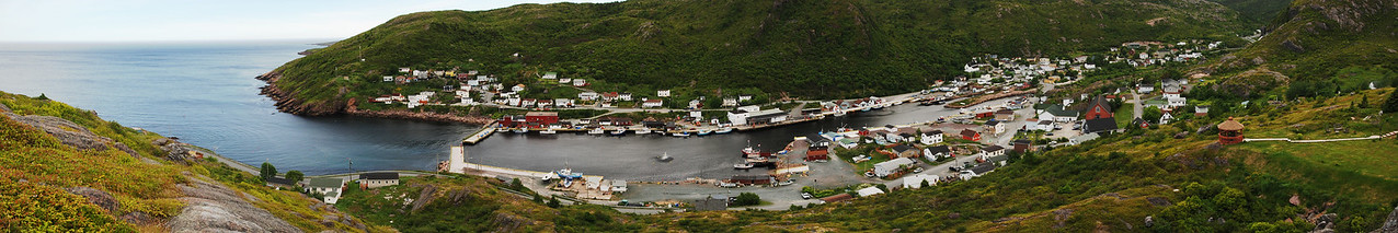 Petty Harbour - Newfoundland