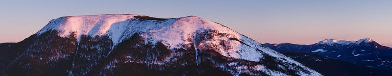 Mont Blanche-Lamontagne