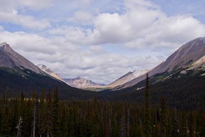 Nigel Pass, Jasper National Park