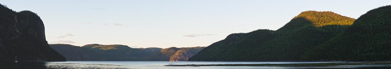 Baie Éternité - Fjord du Saguenay