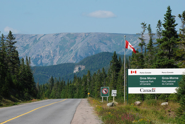 Parc national de Gros Morne, Terre-Neuve