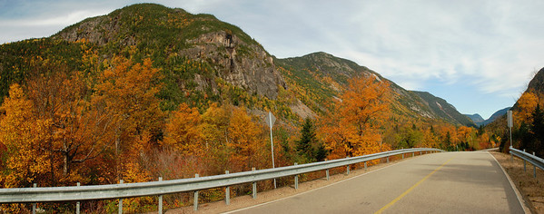 Route du parc des Hautes-Gorges-de-la-Rivière-Malbaie