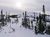 Sentier du mont du Lac à l'Empêche