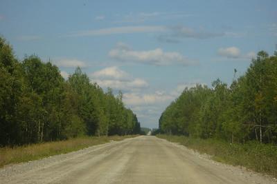 Route de Authier-Nord - Joutel