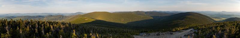 Vue du Mont Gosford