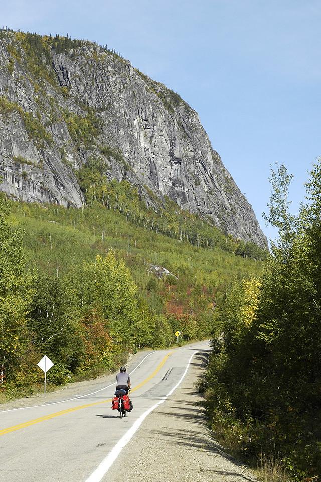 Route 381 - Parc des Grand-Jardins, Charlevoix