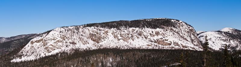 Mont Eudore-Fortin