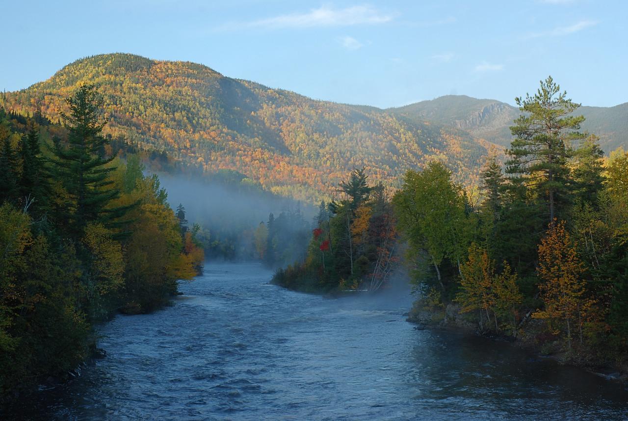 Parc national des Hautes-Gorges de la rivière Malbaie, Québec