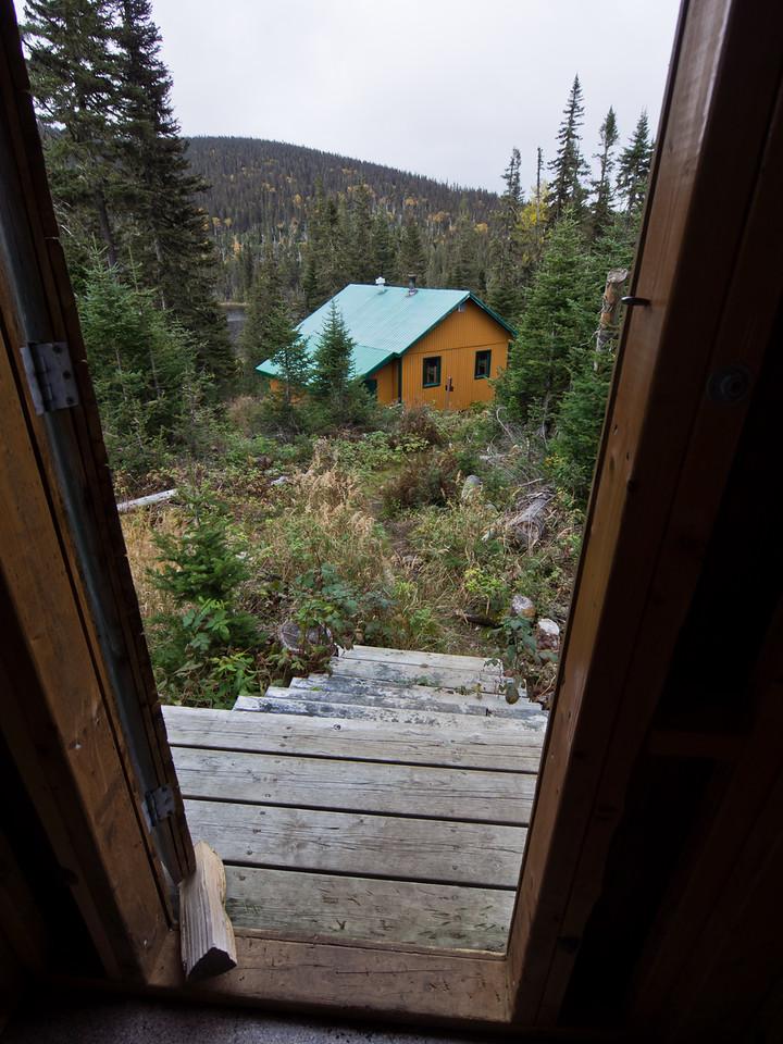 Refuge Le Carouge - Parc National de la Gaspésie