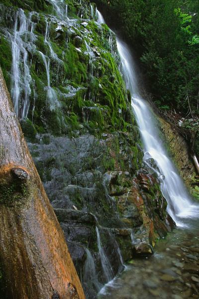 Chute - parc national Forillon