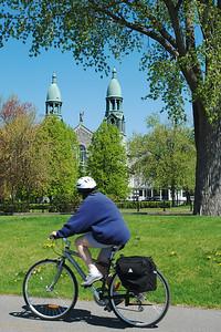 Piste cyclable des Berges - Lachine, Montréal