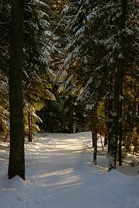 Sentier du parc linéaire de la rivière Saint-Charles, Loretteville, Québec