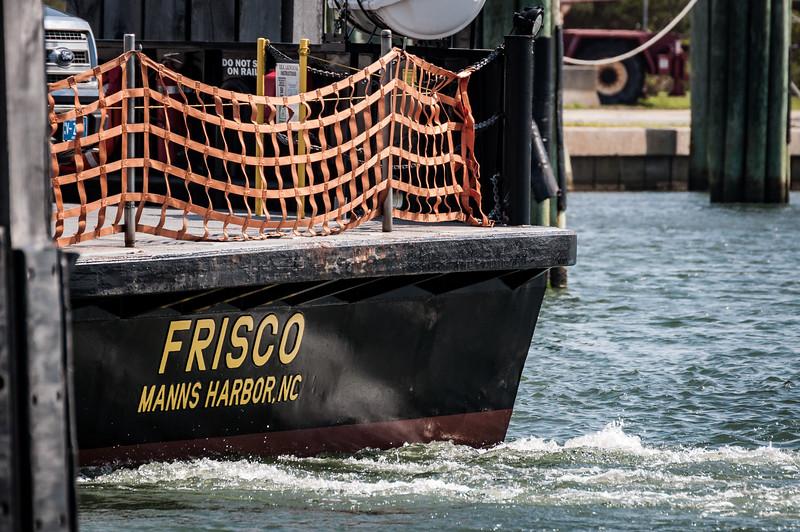 Frisco Ferry