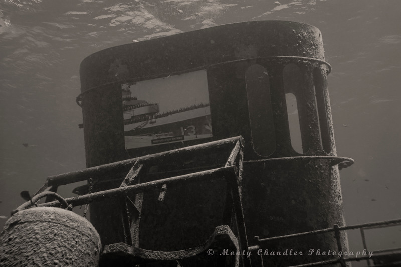 Kittiwake Wreck - Cayman Islands - Spring 2016