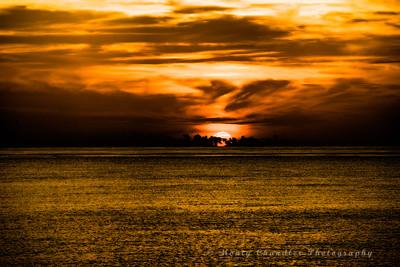 Sunset - Little Cayman