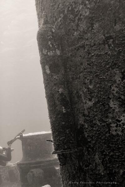 Kittiwake Wreck - Cayman Islands - Spring 2016