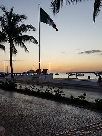 Cozumel - San Miguel waterfront