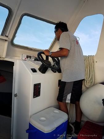 Aldora boat captain