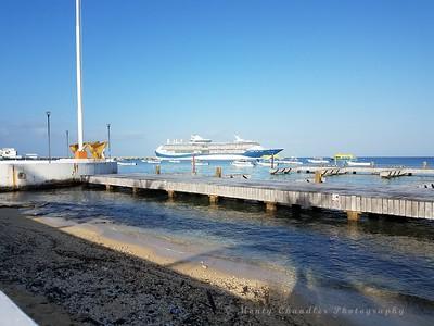 Cozumel Ferry pier