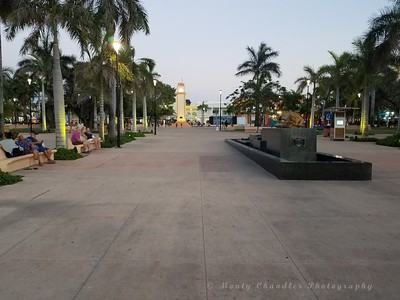 Cozumel center square