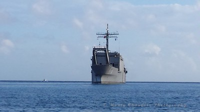 Mexican Navy Vessel