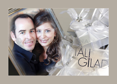 An engagement celebration with Tali & Gilad ... August 29, 2010