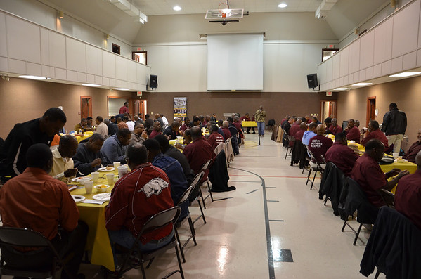 Men's Prayer Breakfast Oct12
