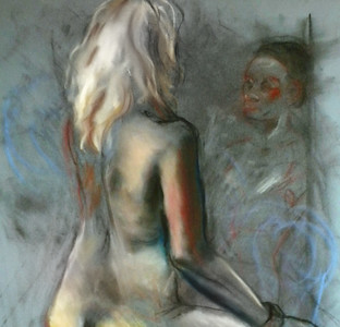 Betty and Bettina /  Life Drawing