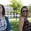 Welcome to CMU, Rachel Zlotnik - and stop making faces! Sophie, the tour guide