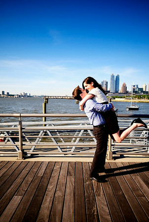 Sorel & Mahsa's Engagements Shoot
