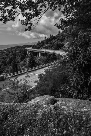Linn Cove Viaduct, Blue Ridge Parkway, NC