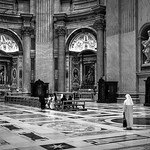 St Peter's Basillica, The Vatican