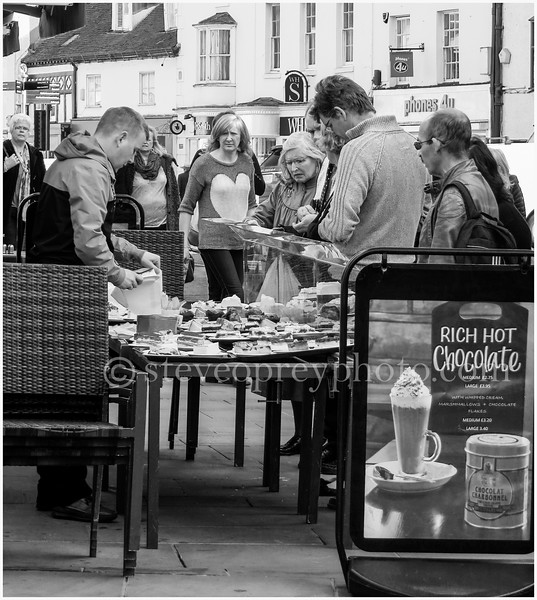 The Cake Seller
