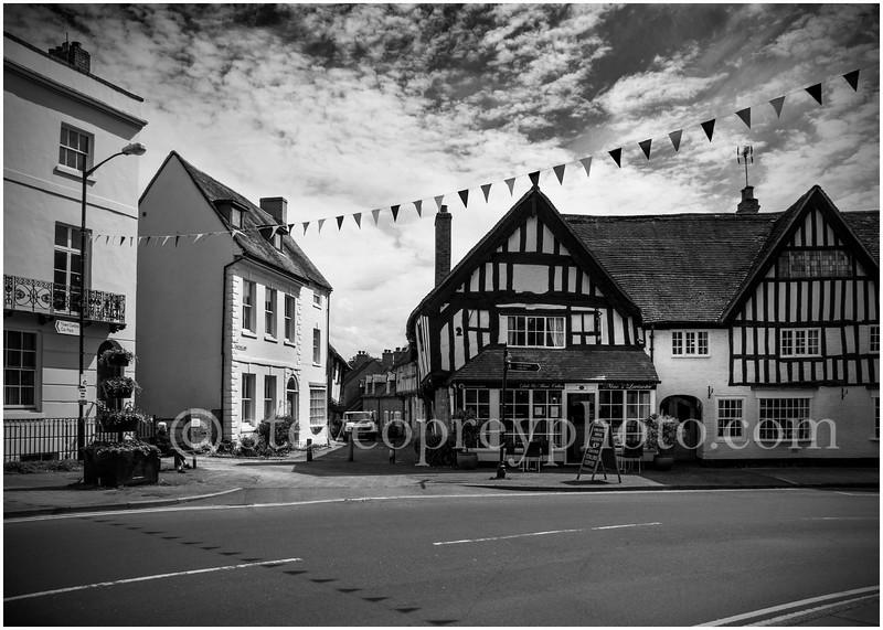 Alcester, Warwickshire.